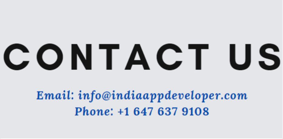 Hire Best App Developers in UK - India App Developer