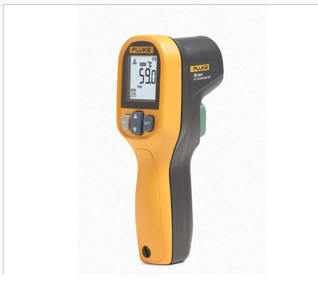 Fluke - Infrared Thermometer (59 MAX) (-30°C to 350°C (-22°F to 662°F) + Free Calibration Certificate