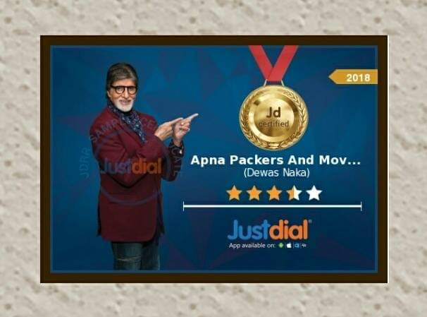 Apna packers and movers a leading packers and movers in Indore