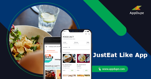 Widen your audience with a JustEat like app