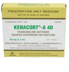 kenacort 40mg injection price