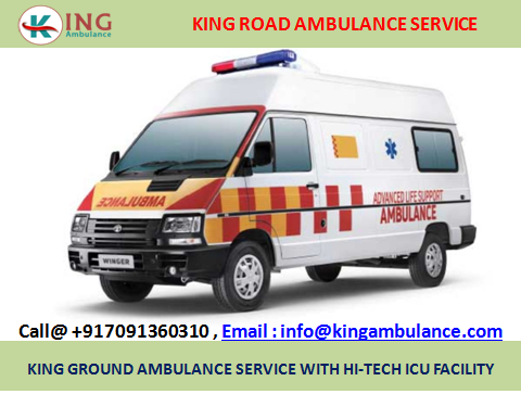 Most Demanding King Emergency Ambulance Service in Sitamarhi