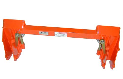 kubota front end loader attachments | Tach-All | Ford Distributing