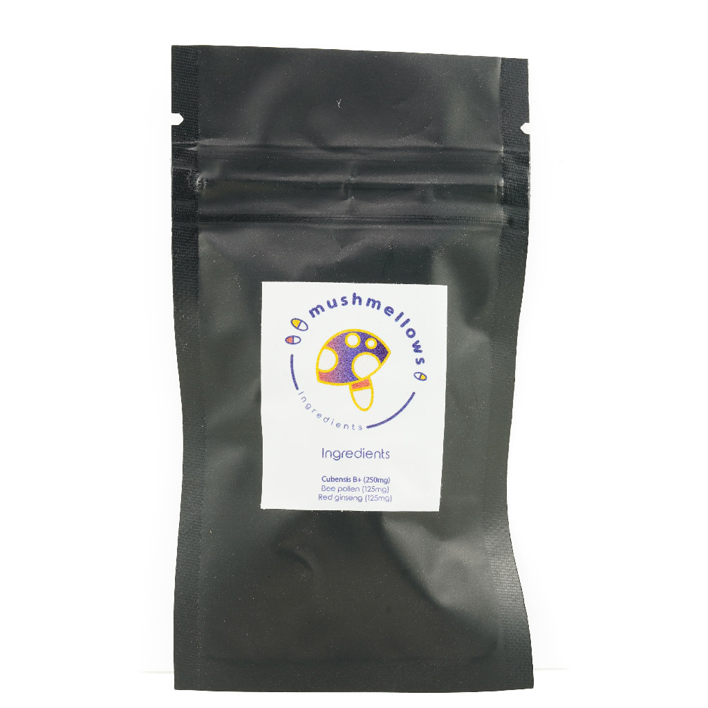 Mushmellow Capsules – Cubensis B+