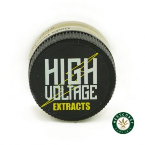 High Voltage – Live Resin (1g)