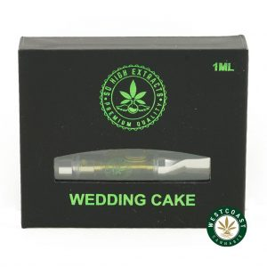 So High Extracts Premium Vape 1ML THC – Wedding Cake