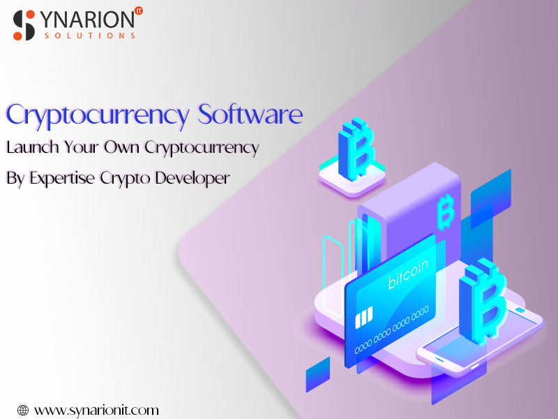 Launch Your Own Cryptocurrency By Expertise Crypto Developer