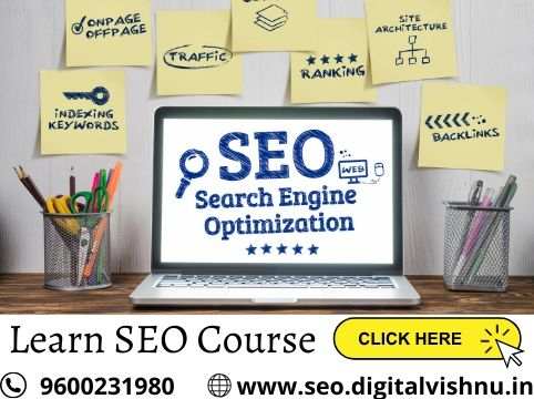 SEO Course Training Institute in Coimbatore – Digital Vishnu