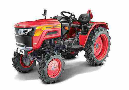 Mahindra Tractor in India