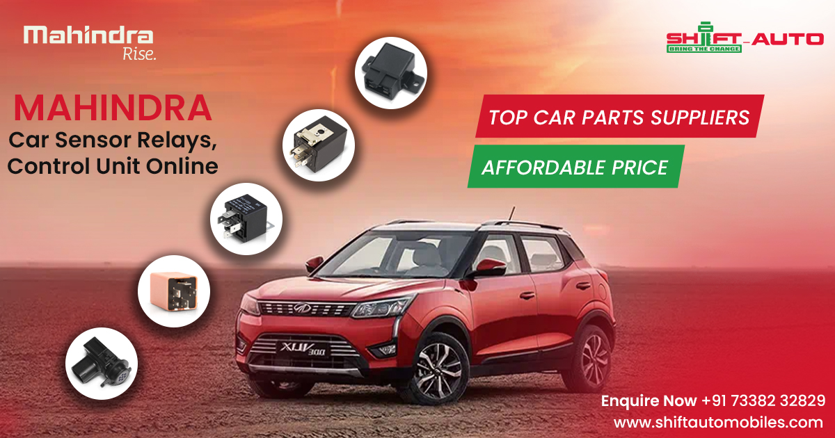 Mahindra Genuine Parts - Shiftautomobiles.com