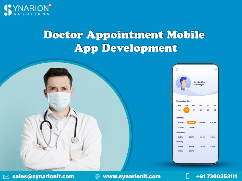 Make Your Own Doctor Appointment Mobile Like Practo