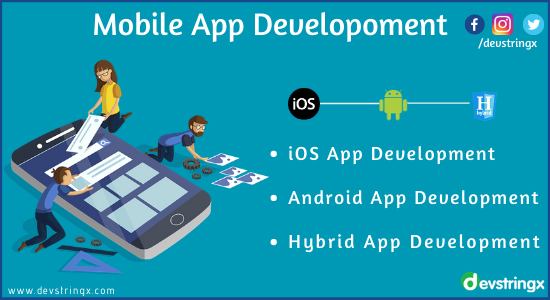 Hire Top Mobile App Development Company