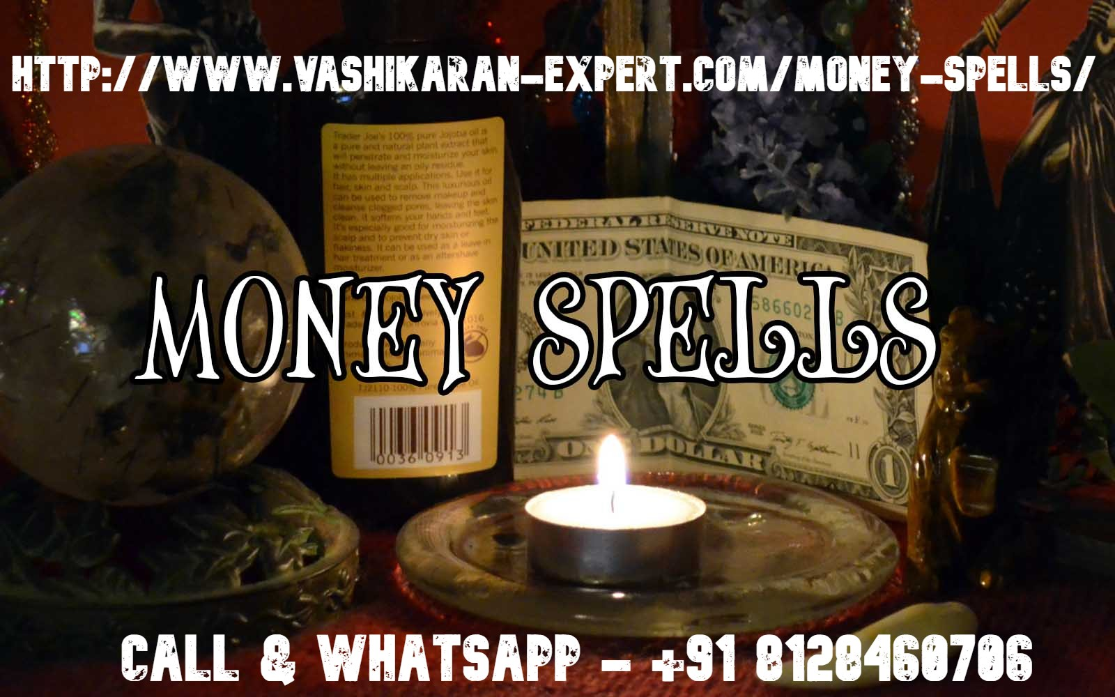 Money spells that work overnight
