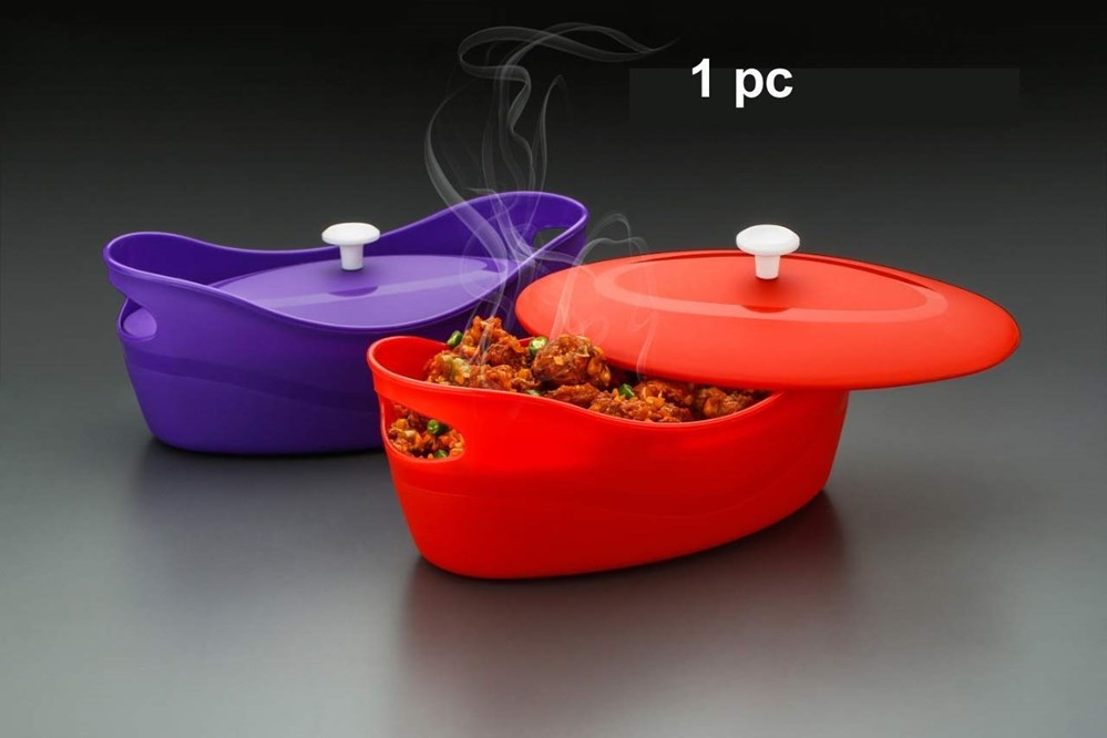 Multipurpose Fruits & Vegetable Bowl with Lid