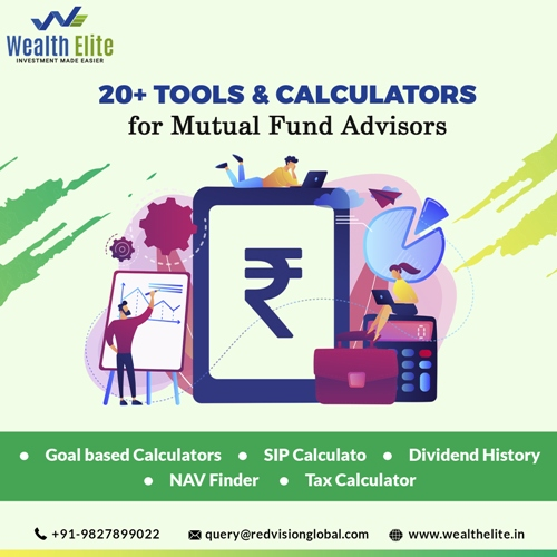 Mutual Fund Software in India Provides Several Calculators?