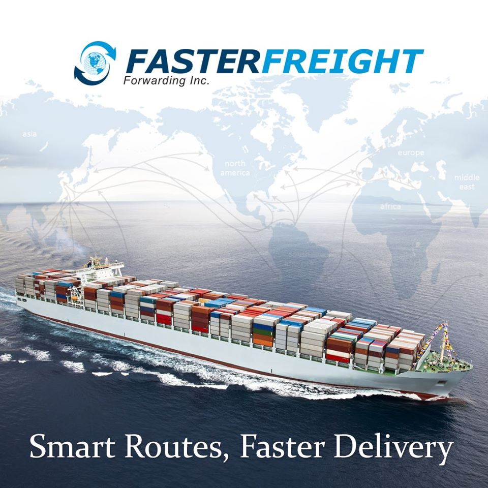 Global Ocean Freight Forwarding at Best Price | Faster Freight