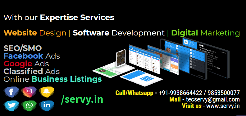 website design & Devlopement services in cuttack