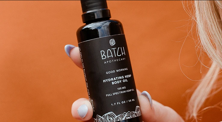 Let Yourself Heal with CBD Body Butter - Batch Apothecary