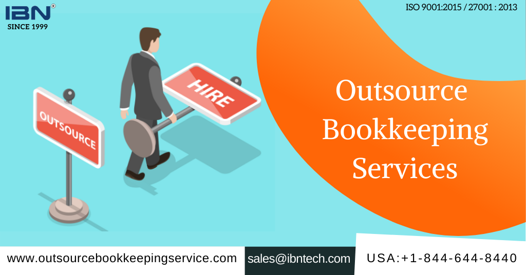 Outsourced Bookkeeping Services