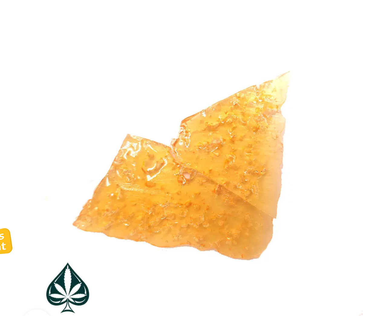 PINK DEATH SHATTER – INDICA DOMINANT HYBRID – AAAA BY THE GREEN SAMURAI