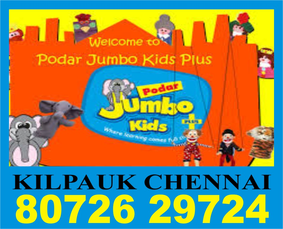 kindergarten | Nursery | 1206 | Podar Jumbo Kids Plus 8072629724