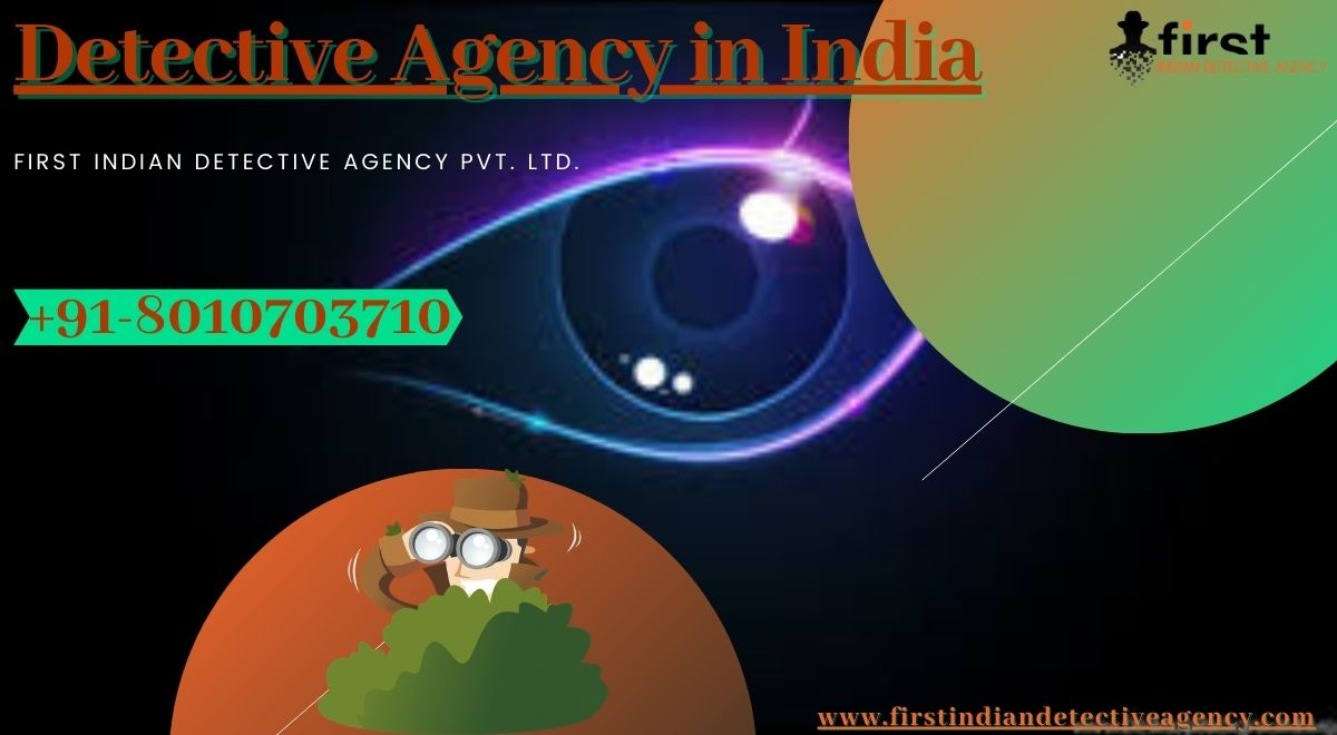 What kind of investigation do Detective Agency in Delhi Perform?