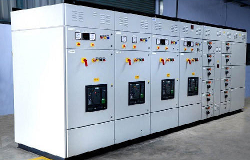 Power Control Center (PCC) Panels
