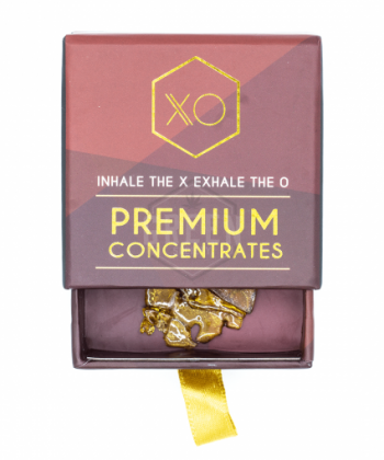 XO Extracts | Premium BHO Shatter | 2g