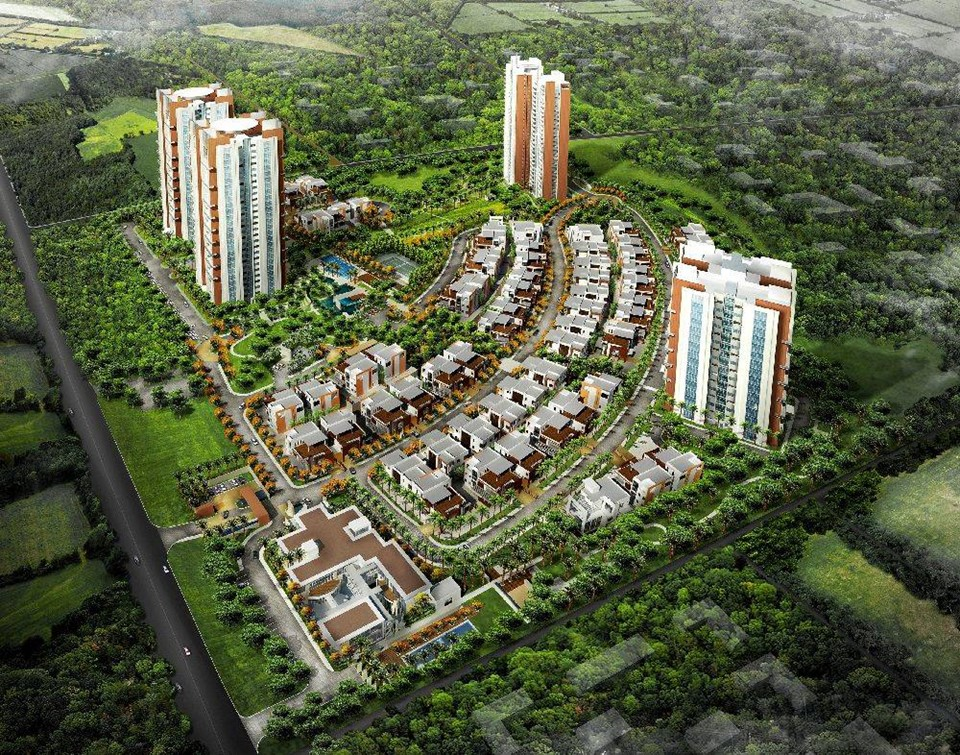 Buy Prestige Smart City Bangalore - 2/3/4 Bhk Flats