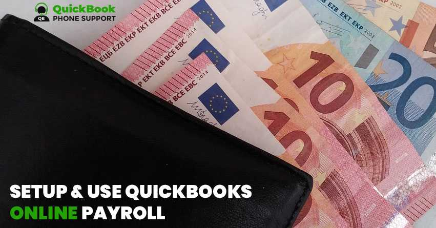 Set Up QuickBooks Payroll Without A Subscription? +1-888-660-0607