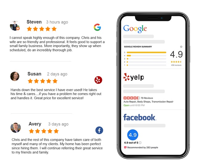 Increase Google Reviews For Your Hotels & Restaurants - Zurvia Android App | USA
