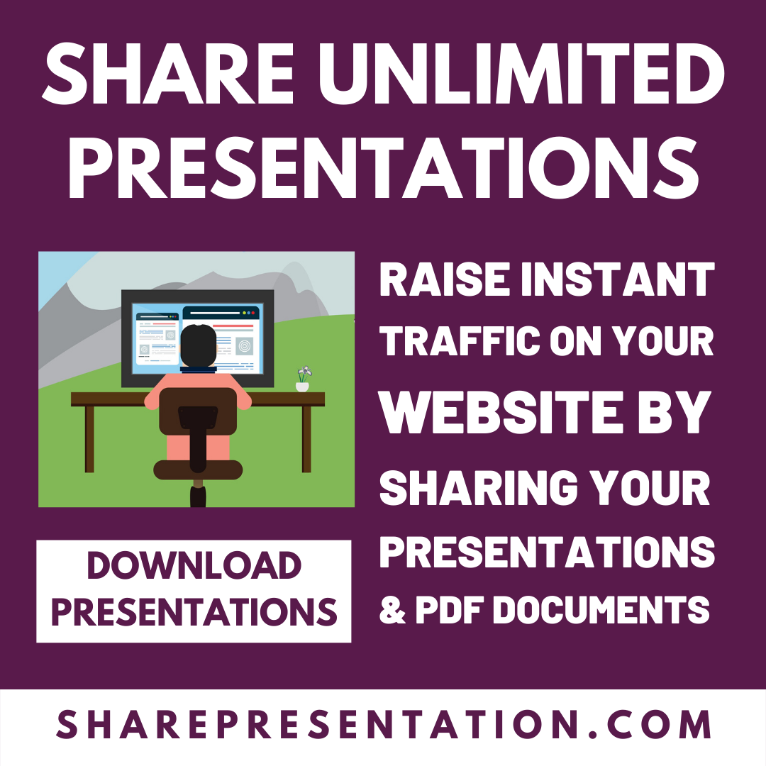 Presentation Sharing Website