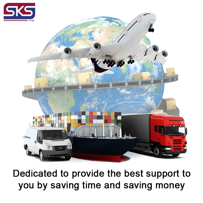 SK Shipping Line LLC - Dedicated to provide the best support to you by saving time and saving money
