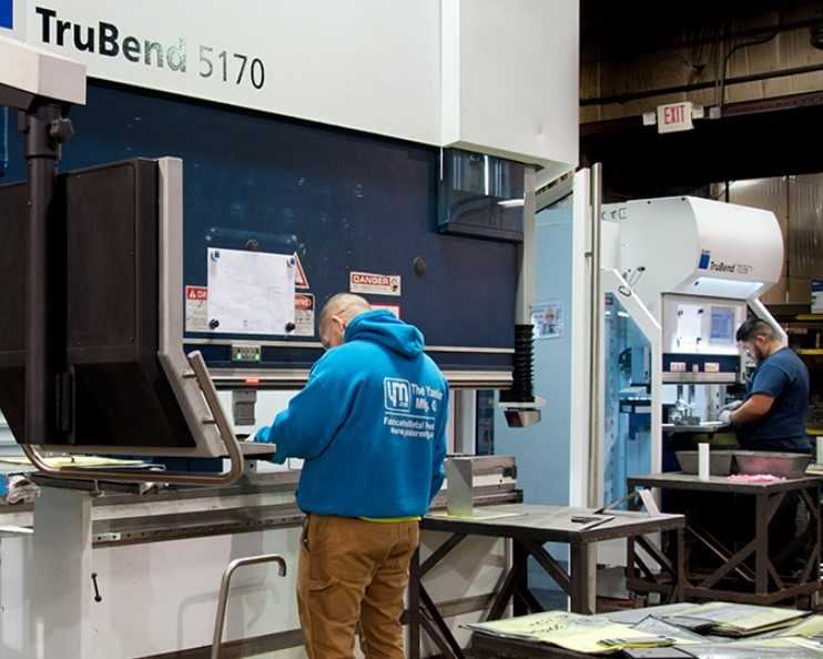 Best Metal Fabrication Companies | The Yarder Mfg. Co.
