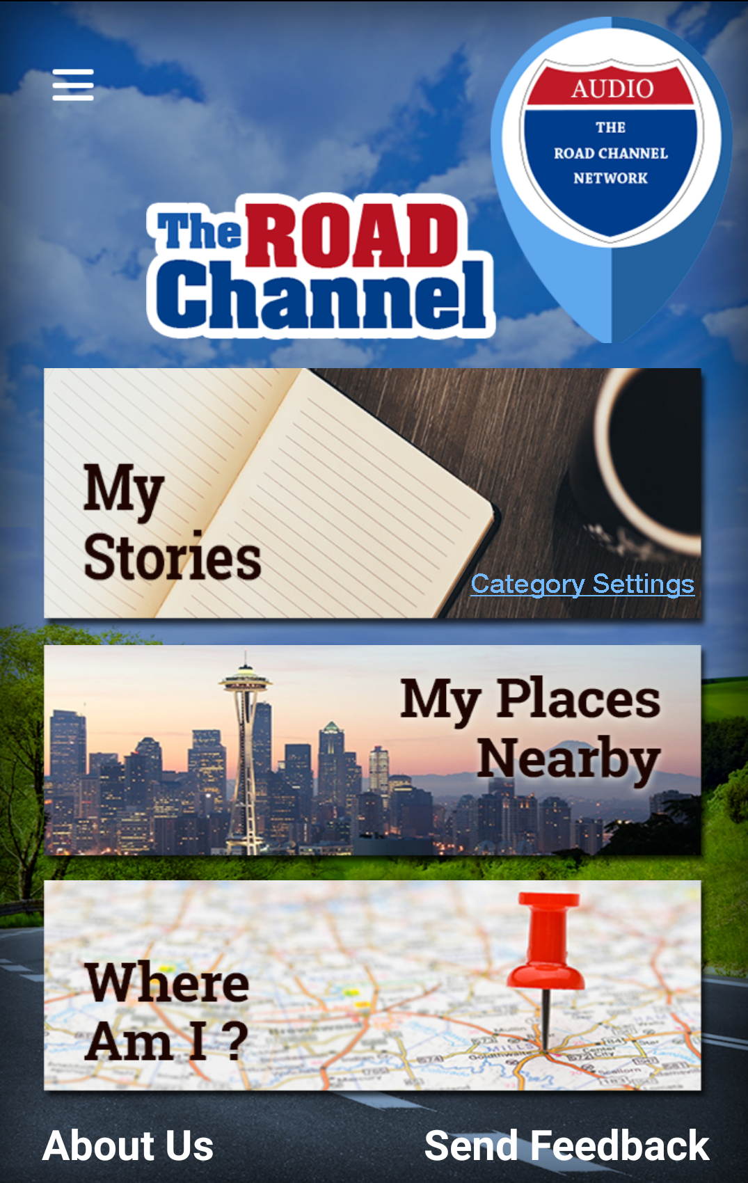 Travel Back In Time With The Road Channel | Best Road trip apps