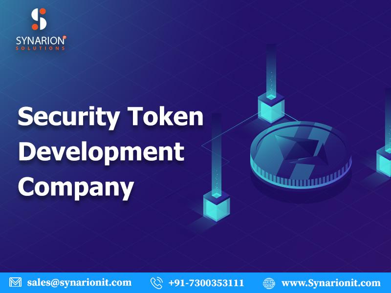 Security Token Development Company