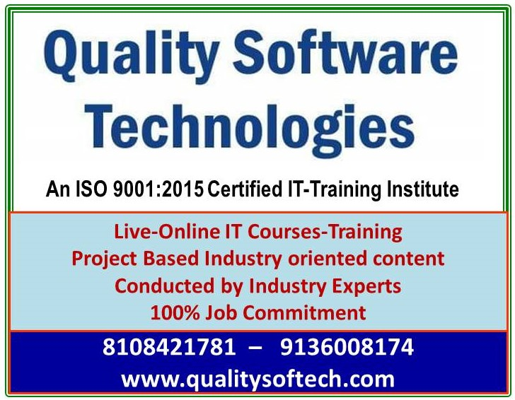 ONLINE IT COURSES SOFTWARE TESTING SELENIUM JAVA PYTHON DATA SCIENCE IN MUMBAI MAHARASHTRA INDIA