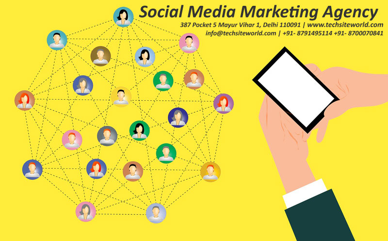 Social Media Marketing Agency in Delhi India