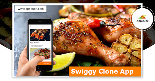 Expand your business by buying Swiggy clone app