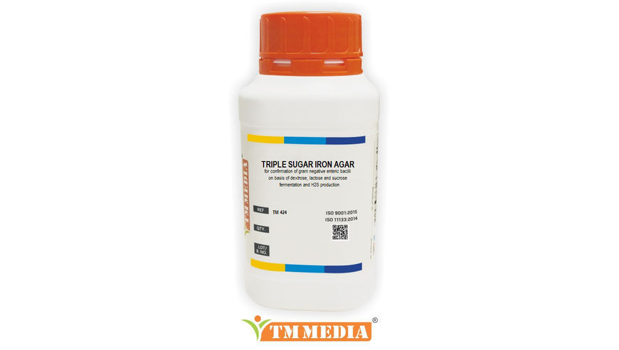 Are You Looking For Triple Sugar Iron Agar Manufactured By TM Media