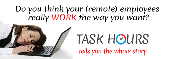 Remote Employee Monitoring software solutions - Task Hours