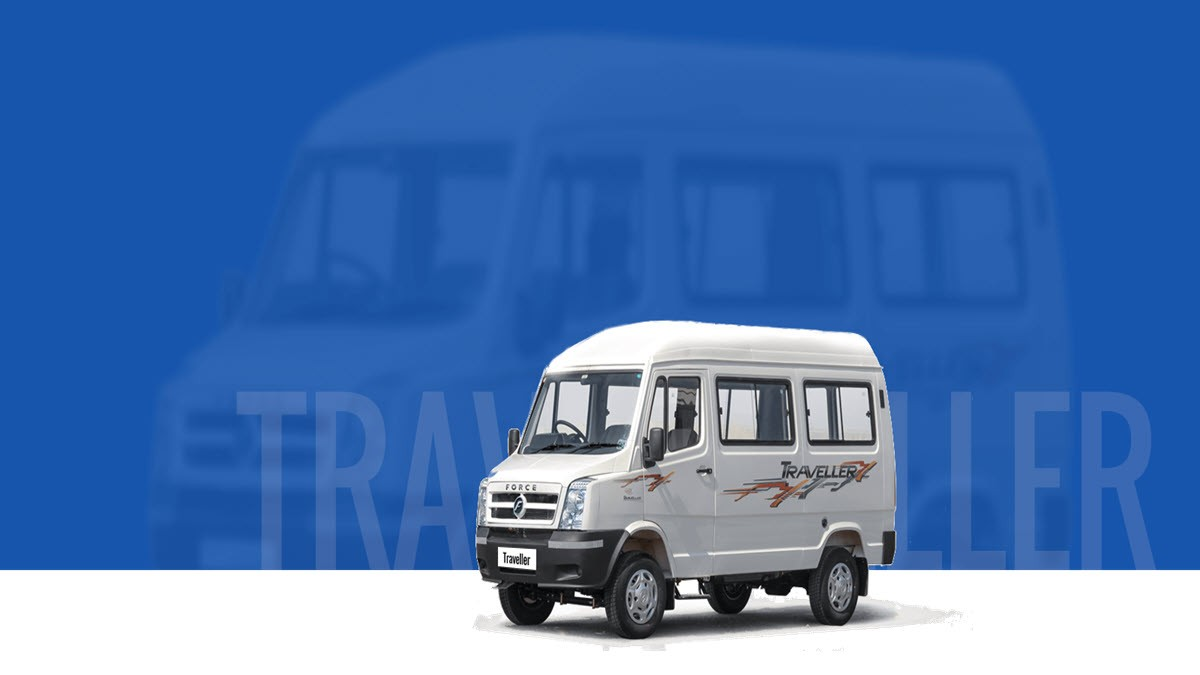 Want to get back home?Looking for Luxury tempo traveller hire?