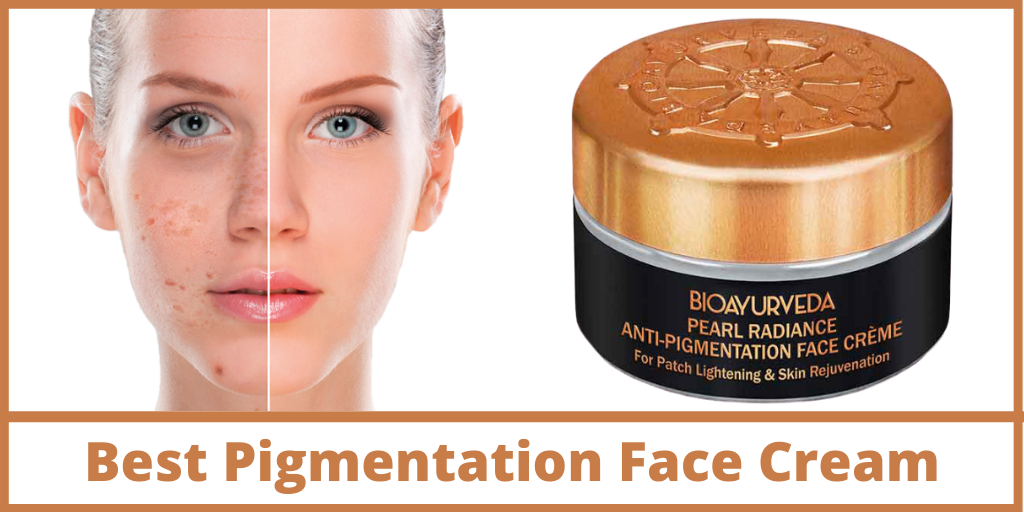 The Pigmentation Face Cream