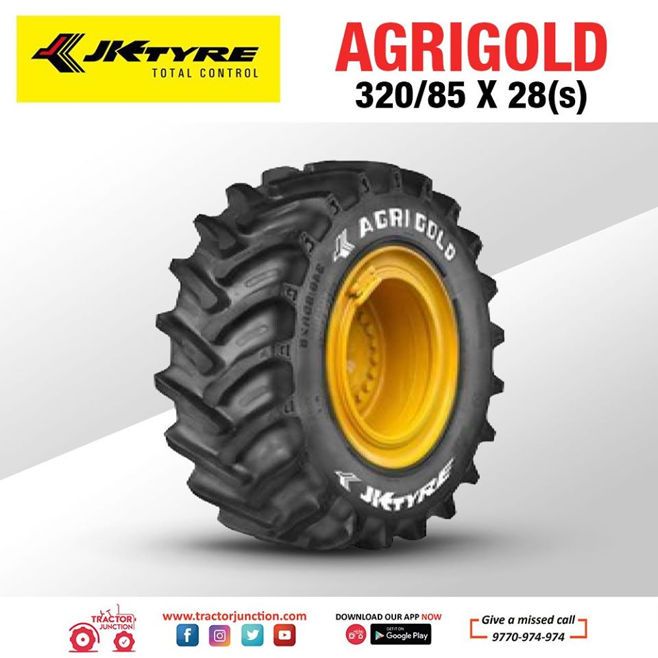 Best Tractor Tyres Online in India