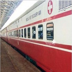 Train Ambulance Services in Bhubaneswar