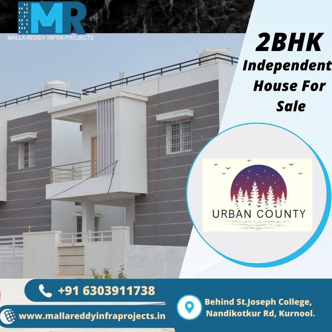 Duplex houses for sale in Kurnool |Buy Houses in Kurnool |Urban county