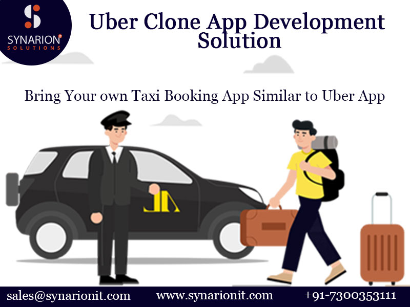 Uber Clone App Development Solution