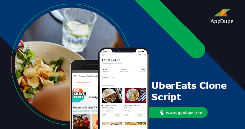 Get the best UberEats Clone to launch your business