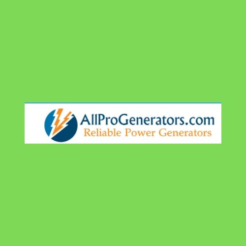 Online best generators for sale at Allprogenerators