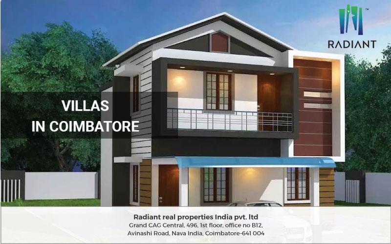 Independent Villas in Coimbatore for Sale